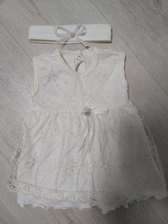 Платье для крестин.