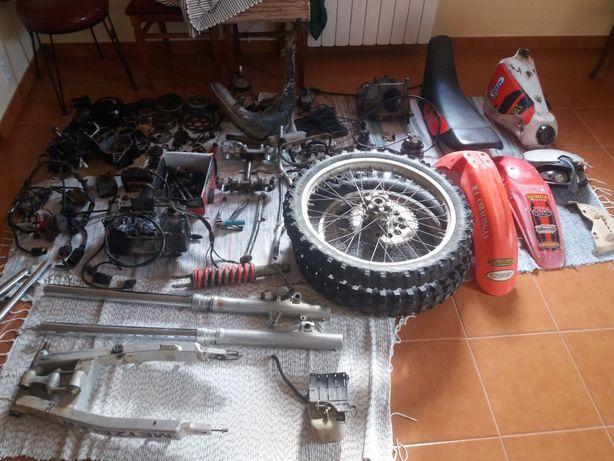 Honda crm 125 peças