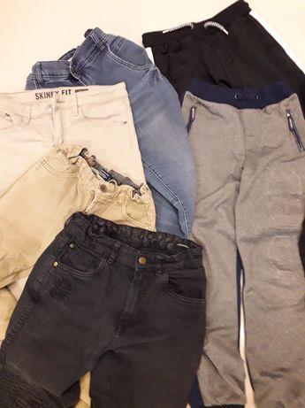 Spodnie chłopięce 140-146