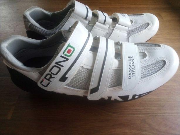 Buty kolarskie karbonowe
