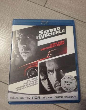 Film Szybko i wściekle Blu Ray