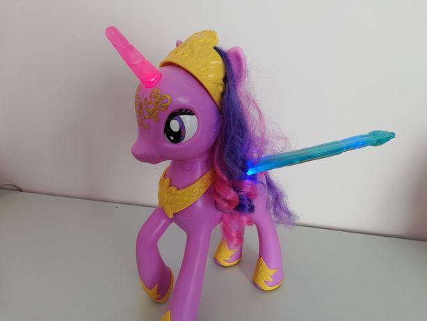 Hasbro My Little Pony Interaktywna Księżniczka Twilight Sparkle