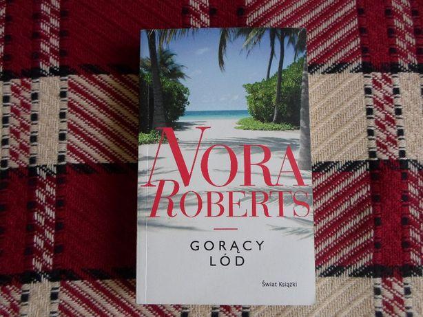 """Nora Roberts ,, Gorący lód"""""""