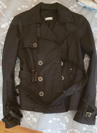 Продаю свою шкіряна куртку.