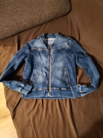 Sprzedam kurtkę jeansowa