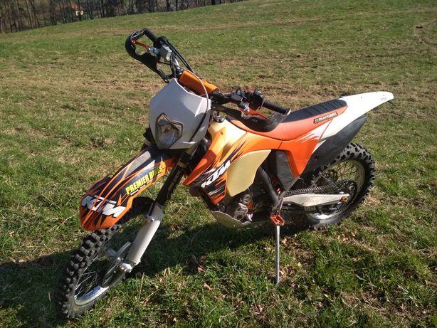KTM 350 XCF/EXC Zarejestrowany
