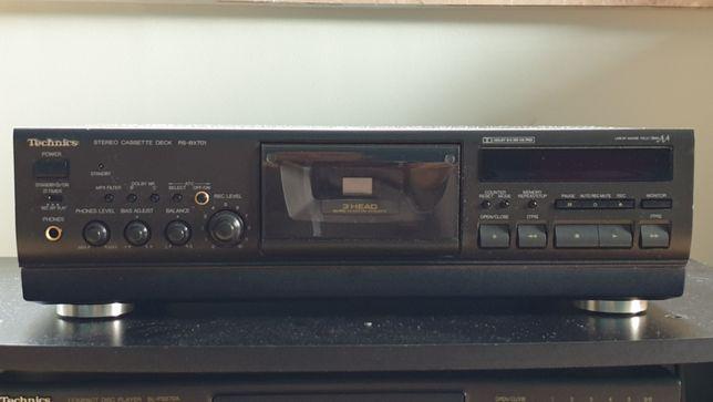 Magnetofon Technics Deck RS-BX701