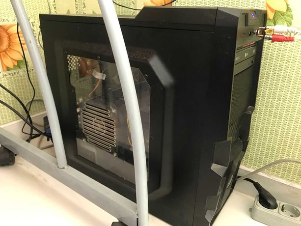 Игровой компьютер ПК системный блок i5-3570/8gb/500hdd/Radeon 570 8 gb