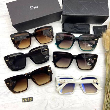 Солнцезащитные очки женские Кристиан Диор 2021