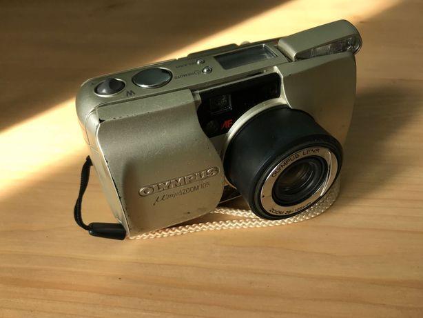 Olympus MJU zoom 105 / II / Yashica / Contax / Pentax / Ricoh / Canon