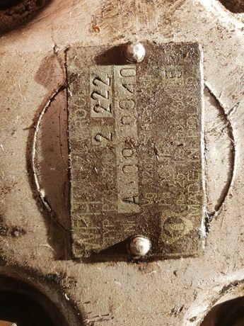 Pompa zębata typ pompa pz3-32/16 - 2 - 222