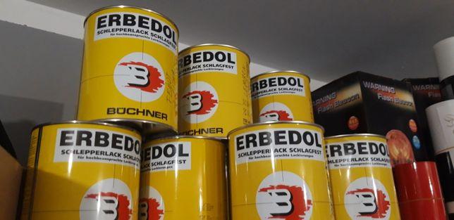 farby do maszyn rolniczych ERBEDOL