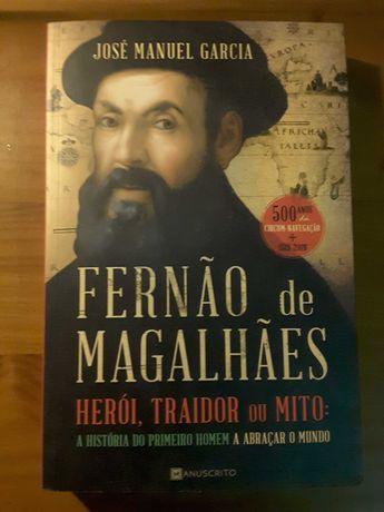 Fernão de Magalhães / Descoberta e Invenção do Brasil. O amargo e doce