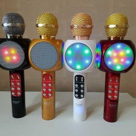 Много цветов, караоке - микрофон / Bluetooth, беспроводной 1816 /