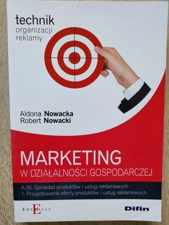 Marketing w działalności gospodarczej Difin