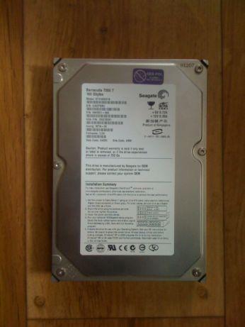 Dysk twardy Seagate 160 GB z systemem XP Prof.