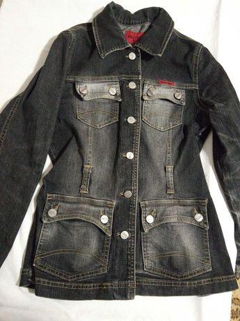 Джинсовка Джинсовая куртка женская 42-44 размер