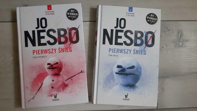 Pierwszy Śnieg Jo Nesbo