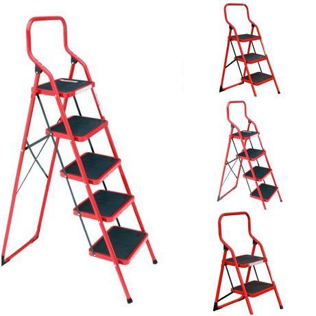Стремянки лестницы INTERTOOL