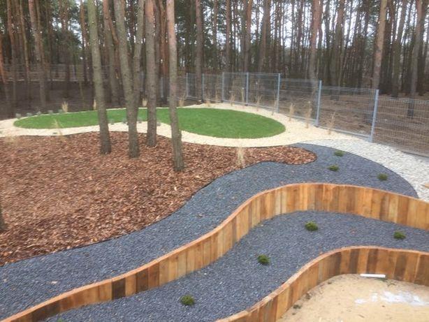 Belki do ogrodu, palisady, podkłady ogrodowe NIE KOLEJOWE wysyłka