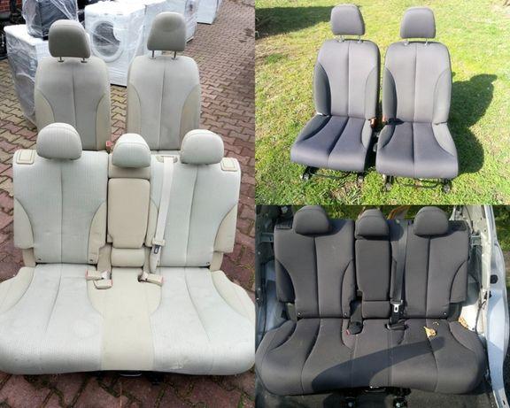 Комплект сидений с подогревом. Хетчбек, Седан Nissan Tiida C11
