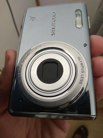 Aparat fotograficzny Olympus fe 4000 plus akcesoria