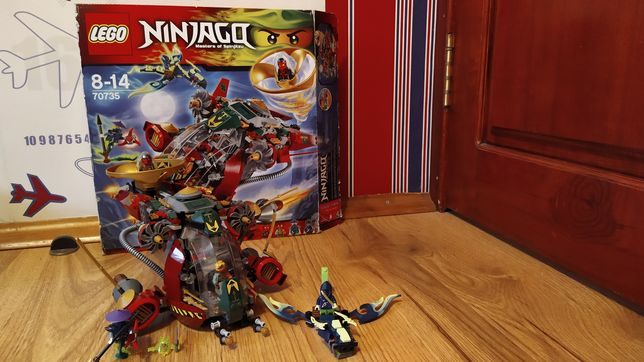 Продам Конструктор Lego Ninjago 70735