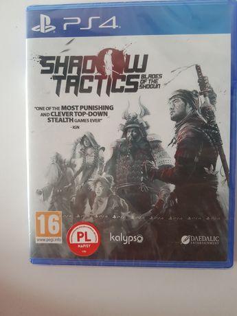 Gra Shadow Tactics