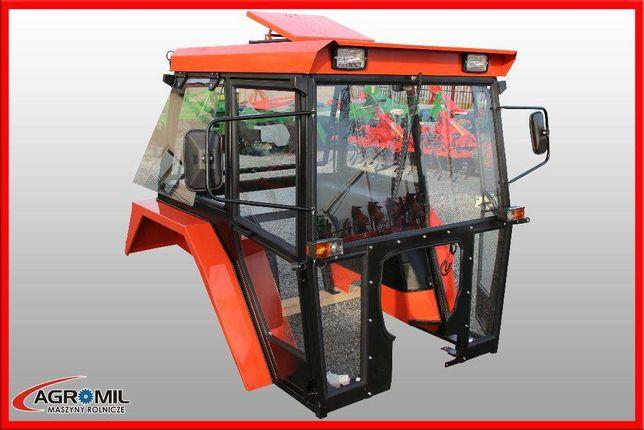 Kabina ciągnikowa C360 D-Lux Ursus C-360 kabiny do ciągnika szyszka