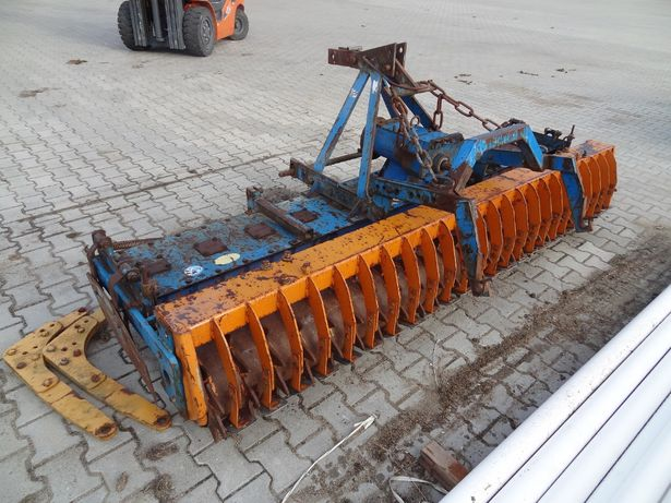 Agregat uprawowy Rabe Werk MKE 300 Brona Wirowa 3m