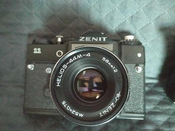 aparat fotograficzny analogowy Zenit w bardzo dobrym stanie