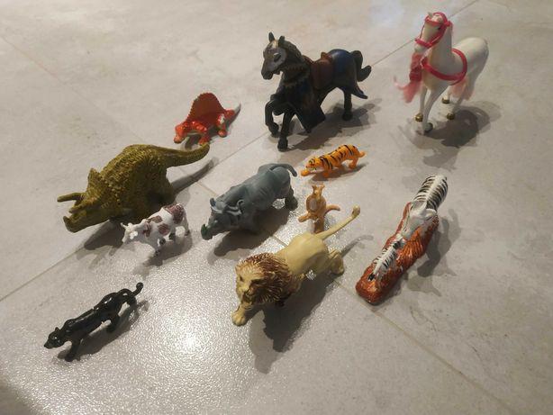 Zwierzątka, zestaw zwierząt