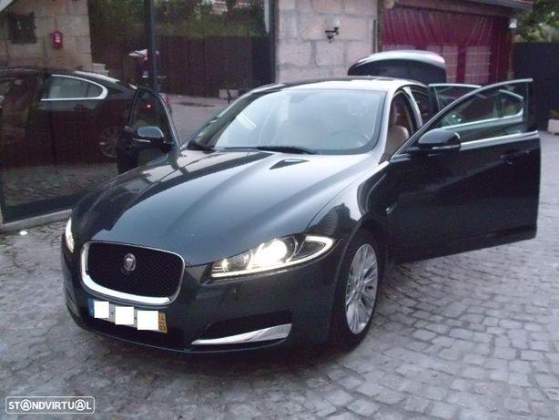 Jaguar XF 3.0 D V6 S Premium Luxury 159g
