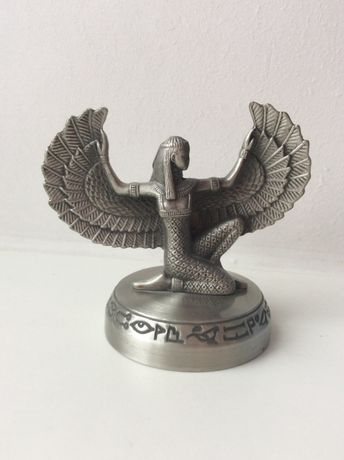 Сувенир из Египта статуэтка богиня Изида металл подарок Египет