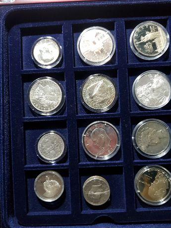 amerykańskie srebrne dolary kolekcja
