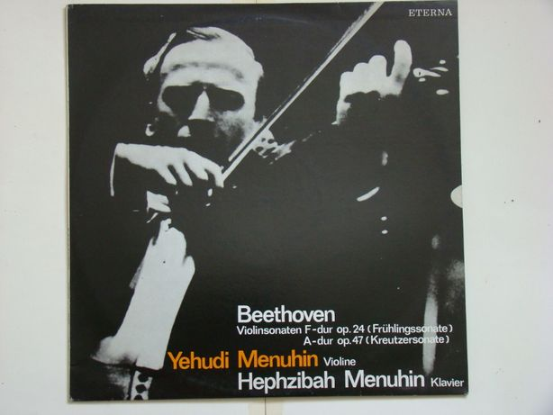 Менухин И. Бетховен