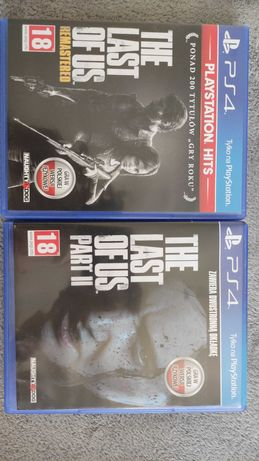 The Last Of Us 1 & 2
