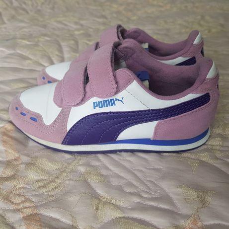 Кроссовки  Puma.