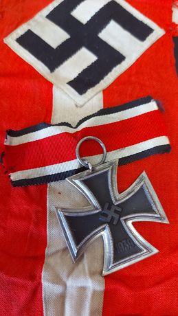 RESERVADA-- EK II herst.25  nazi-suástica ORIGINAL Cruz Ferro 2