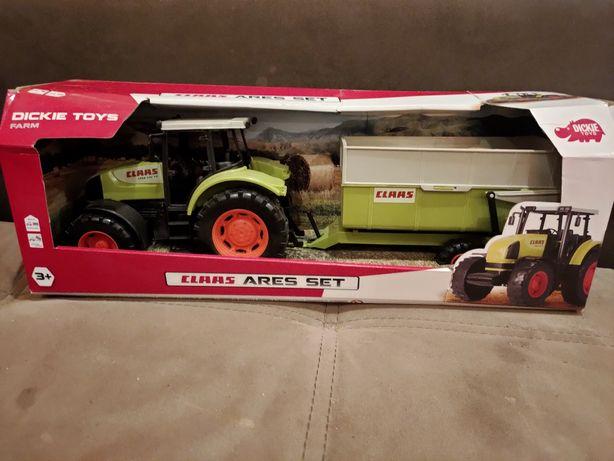 Трактор dickie toys