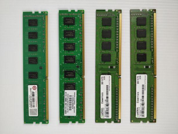 Оперативная память DDR3 DDR2 2-4gb (1066-1333мгц)