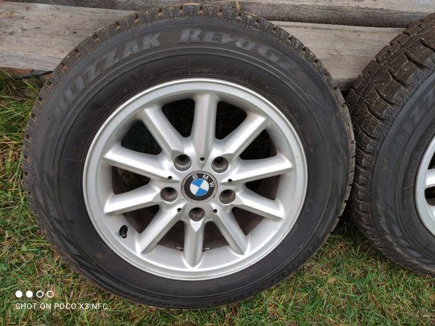 Колеса до BMW (bridgestone blizzak revo gz 195/65 r15)