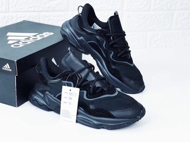 Adidas Ozveego кроссовки мужские адидас озвиго адідас озвіго чорні