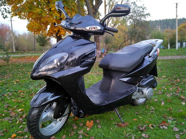 Продам скутер qingqi patrol