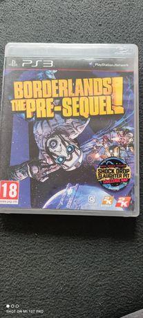 Borderlands The pre-sequel presequel  PS3 PlayStation 3