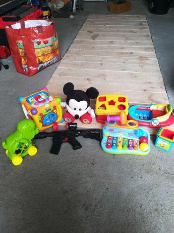 Kostka sorter i inne zabawki