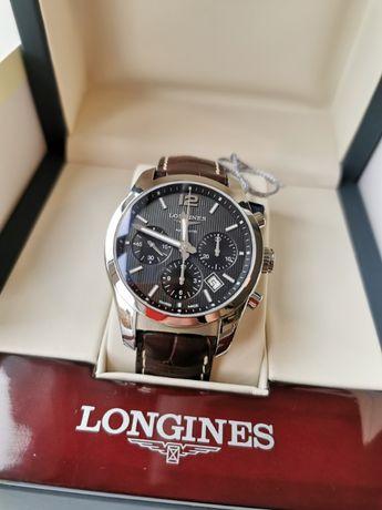 Longines Conquest Classic chronograph