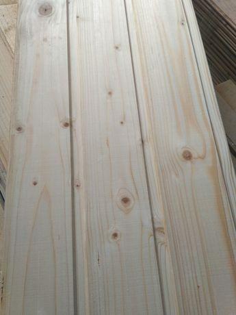 Вагонка підлогова дошка імітація бруса фальш-брус пиломатеріали