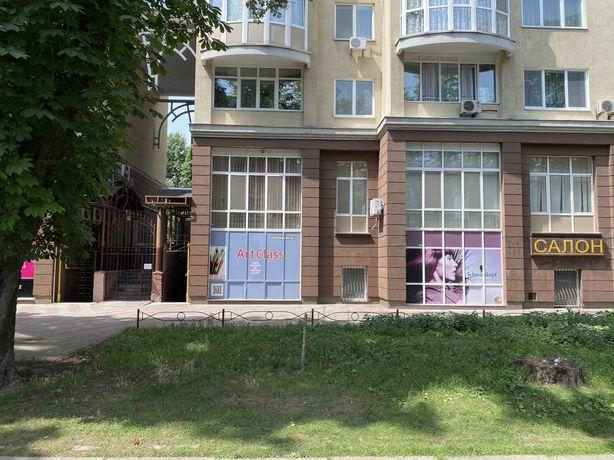 Комерческое помещение Вышгородская 45/2 ФАСАД 1 этаж 134 кв.м.