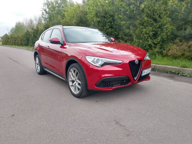 Alfa Romeo Stelvio Ti Q4